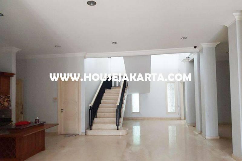 HS1508 Rumah 2 lantai Jalan Kusuma atmadja Menteng Dijual Murah 71 juta/m hitung Tanah