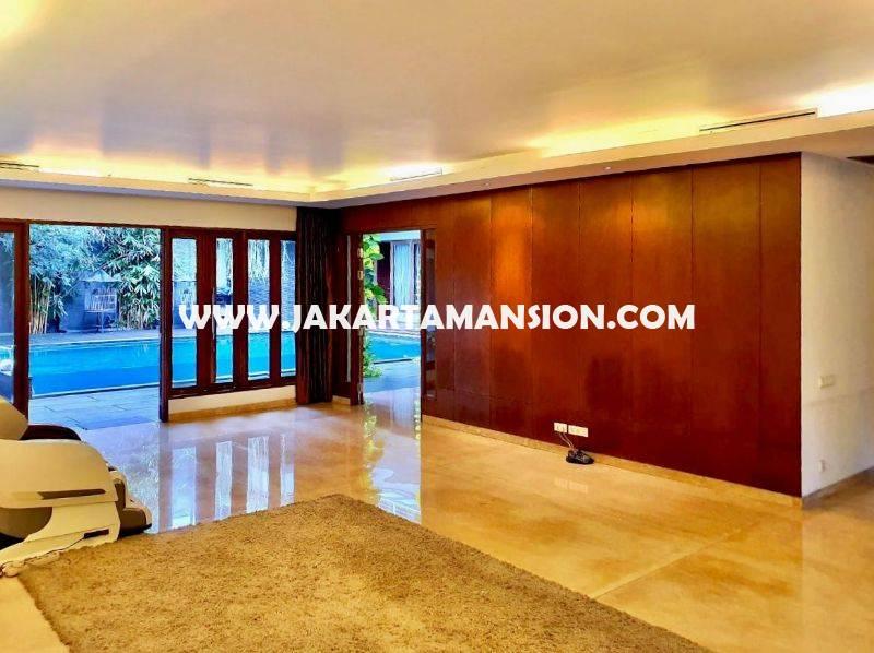 HS1513 Rumah 2 Lantai Jalan Senjaya Senopati Kebayoran Baru Dijual dekat scbd Sudirman