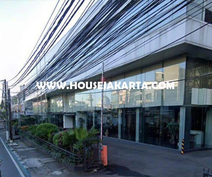 CS1516 Gedung Kantor Showroom 3 Lantai Kebayoran Baru dekat Pondok Indah Dijual Murah