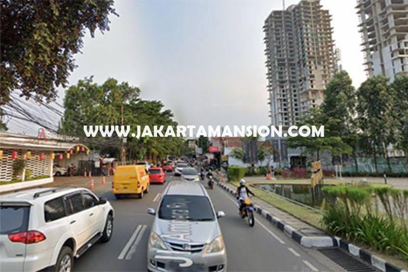 LS1517 Tanah Komersial Jalan Ampera raya Kemang dekat Simatupang Dijual Murah 25 juta/m