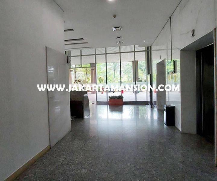 OS1523 Gedung kantor 8 lantai Jalan TB Simatupang dekat Pondok indah Dijual Murah