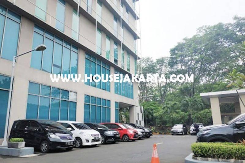 OS1524 Gedung kantor 8 lantai Jalan TB Simatupang dekat Pondok indah Dijual Murah