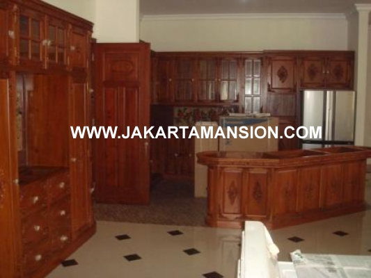 HR309 Beautifull house for rent at Ampera Area