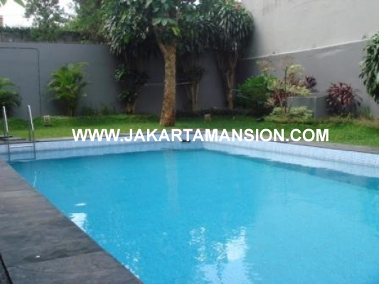 HR310 House for Rent at Kemang Area