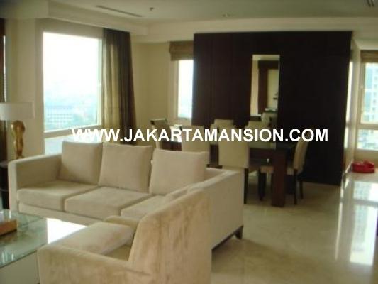 AR311 SCBD SUITES Apartments for rent negotiable