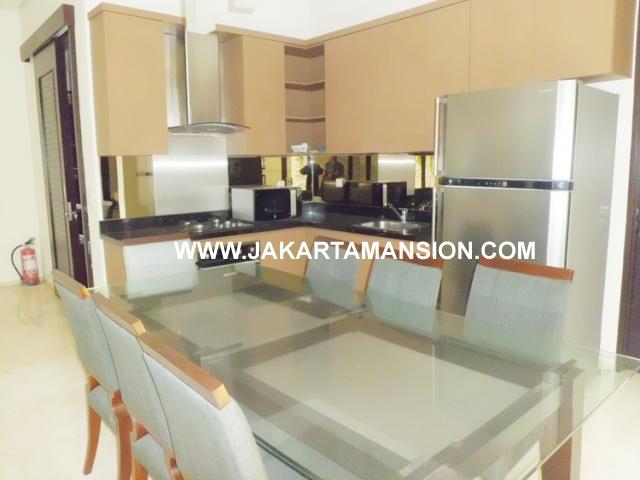 HR431 House for rent at Senopati Kebayoran Baru close to Sudirman Central Business District
