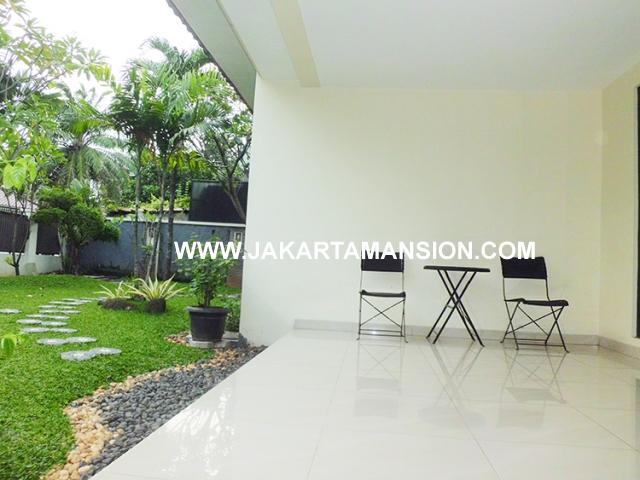 HR471 House for rent at Kemang