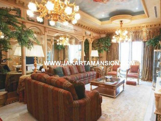 AS474  Apartemen Davinci Sudirman jakarta selatan Dijual