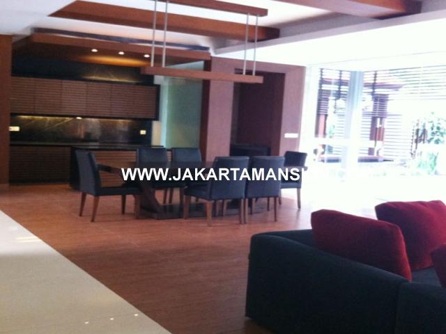 HS478 Rumah Lux jalan Sriwijaya Senopati Kebayoran Baru Jakarta Selatan dijual