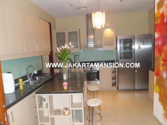 AS489 Pakubuwono Residence 3 bedrooms plus study room dijual
