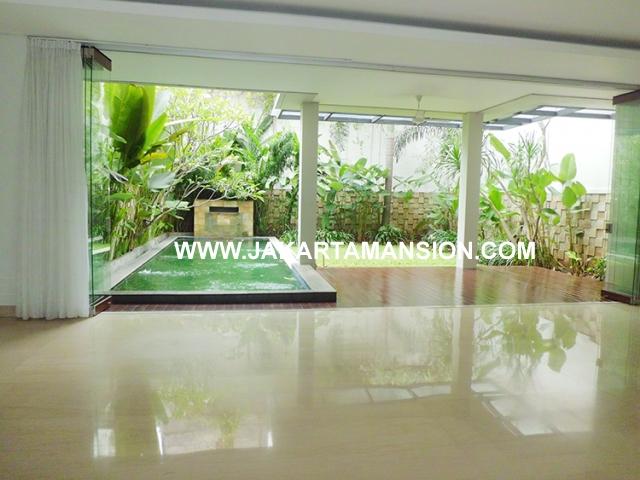 HR494 house for rent at kemang