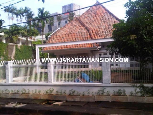 HS498 Rumah Jalan Teuku Umar Menteng Luas 2800m Dijual
