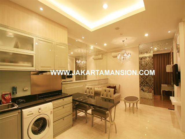 AS504 Apartemen Residence 8 at Senopati SCBD Kebayoran Baru Dijual