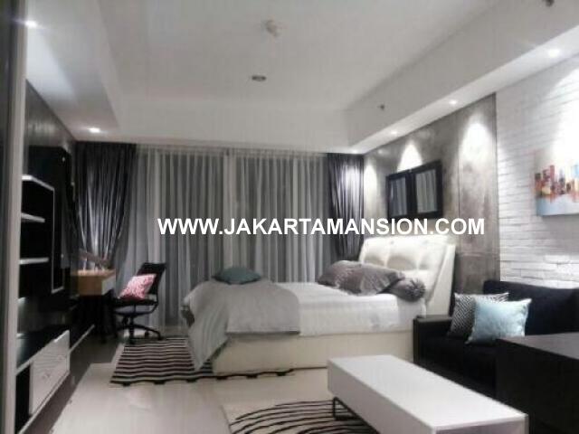 AS539 Apartement Kemang Village tower Ritz 2 bedrooms Dijual