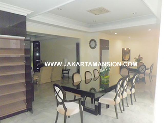HR541 House for rent at Kuningan Suitable to Embassy Close to CBD Kuningan