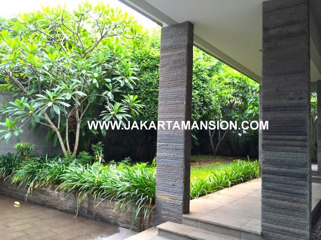 HR574 House for rent at senopati kebayoran baru for lease disewakan