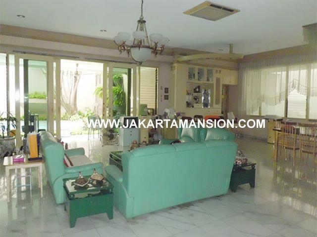 HS580 Rumah Menteng Jalan Panarukan Jakarta Pusat Dijual For Sale