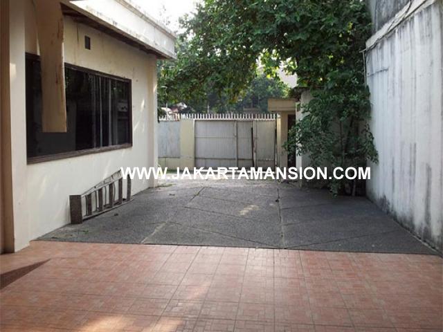 HS582 Rumah Menteng Jalan Sumenep Jakarta Pusat Dijual For Sale
