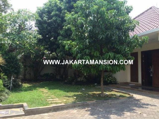 HS583 Rumah Menteng Jalan Madiun Jakarta Pusat Dijual For Sale