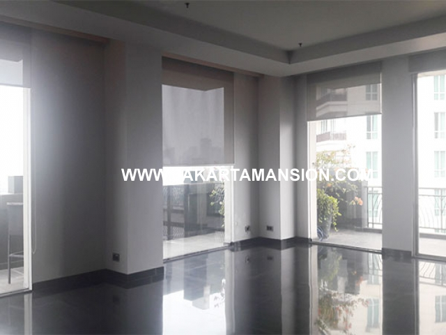 AS606 Apartement for sale Penthouse Pakubuwono Residence 2 lantai with swimming pool Dijual