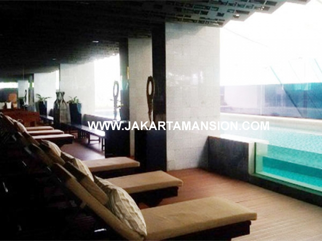 AS607 Apartement for Sale Penthouse Senopati Suite 2 lantai with swimming pool Dijual scbd