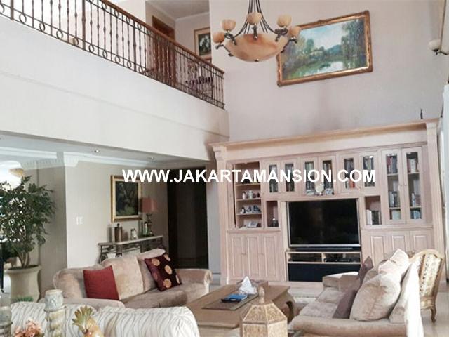 HS613 Rumah jalan sriwijaya senopati kebayoran baru dijual murah jarang ada house for sale