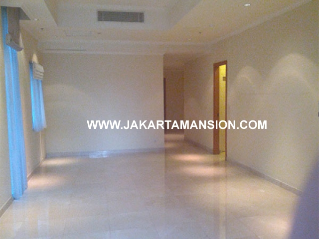 AS625 Penthouse Apartement Sudirman Residence Dijual with Private Pool For Sale