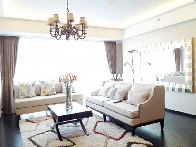 AS663 Apartement Verde dekat Rasuna Said Kuningan 3 bedrooms Dijual Murah