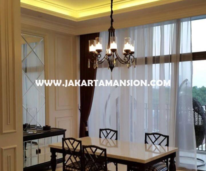 AS737 Dijual Apartement Senopati Suite Kebayoran Baru dekat SCBD Sudirman 3 bedrooms Murah