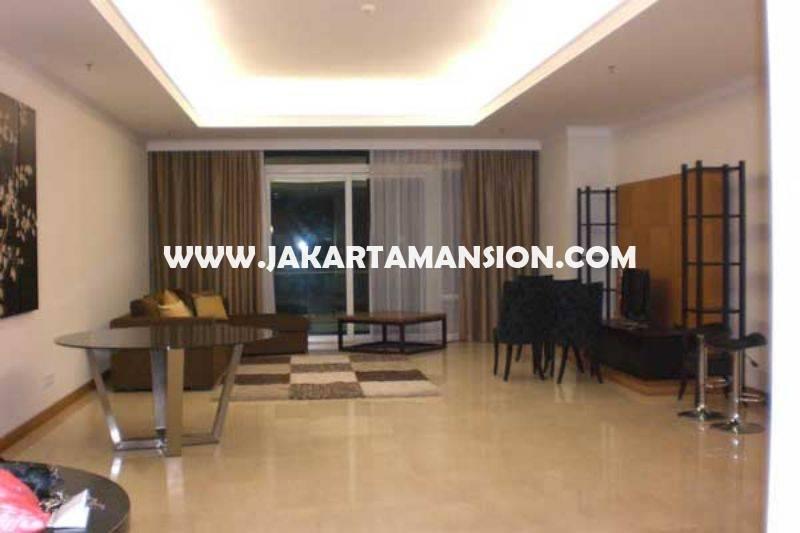 AS749 Apartement The Kempinski Residence Thamrin Dijual Murah 10 Milyar luas 225m view Bundaran HI