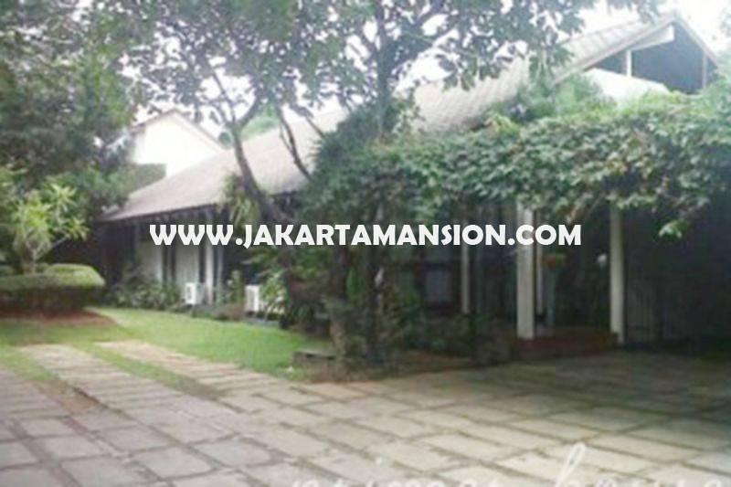 HS751 Rumah Menteng Jalan SUWIRYO Jakarta Pusat Dijual Murah Elite Ada Lift