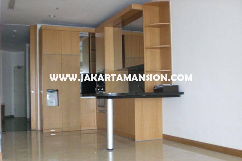 AS755 The Kempinski Residence Thamrin 3 bedrooms Dijual Murah 12 Milyar luas 261m view Bundaran HI