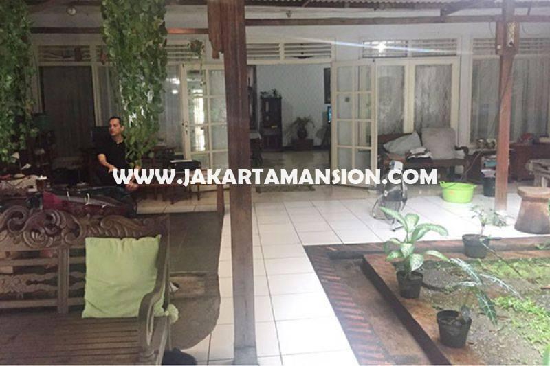 HS794 Rumah jalan Wijaya 7 Kebayoran Baru dekat Senopati Jakarta Selatan Dijual Murah