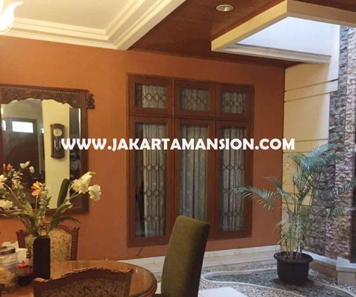 HS857 Rumah Jalan Ciawi Senopati Kebayoran Baru Dijual Murah dekat SCBD Sudirman