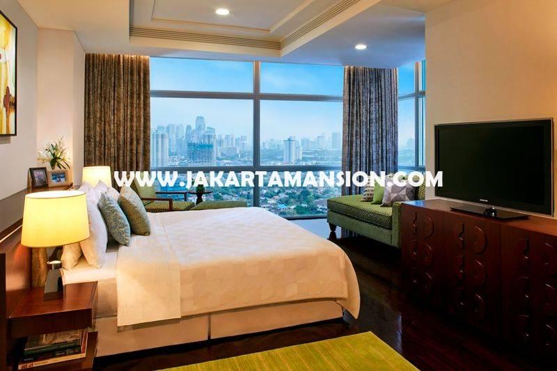 AR873 Shangri-La Residences for rent sewa lease Jakarta