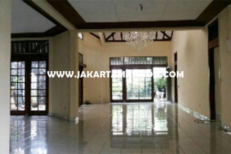 HS919 Rumah Jalan Lombok Menteng Dijual Murah hitung tanah Luas 719m Kotak