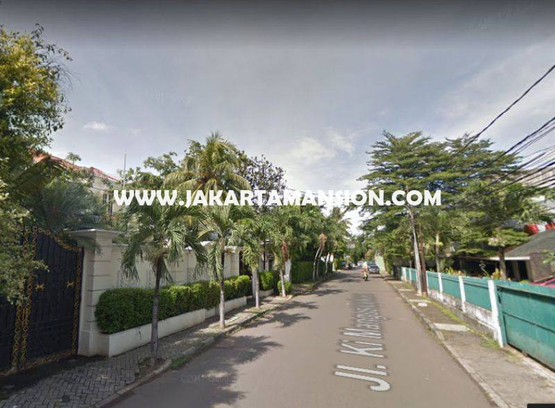 HS921 Rumah Jalan Ki Mangun sarkoro Menteng Dijual Murah Hitung Tanah bentuk Kotak