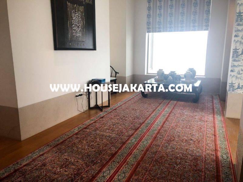 AS959 Penthouse Apartement Dharmawangsa Residence Tower Baru 2 Lantai Dijual Murah