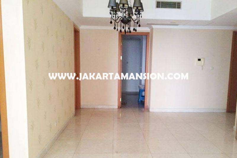 AS972 Apartemen Sudirman Mansion SCBD 3 bedrooms luas 173m Dijual Murah 7M
