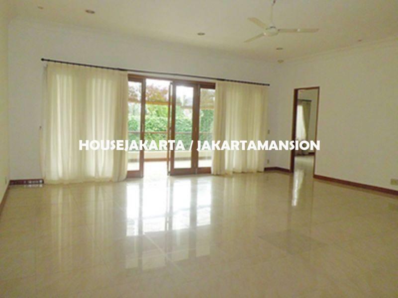 HS985 House for Sale Jual at Kemang South Jakarta