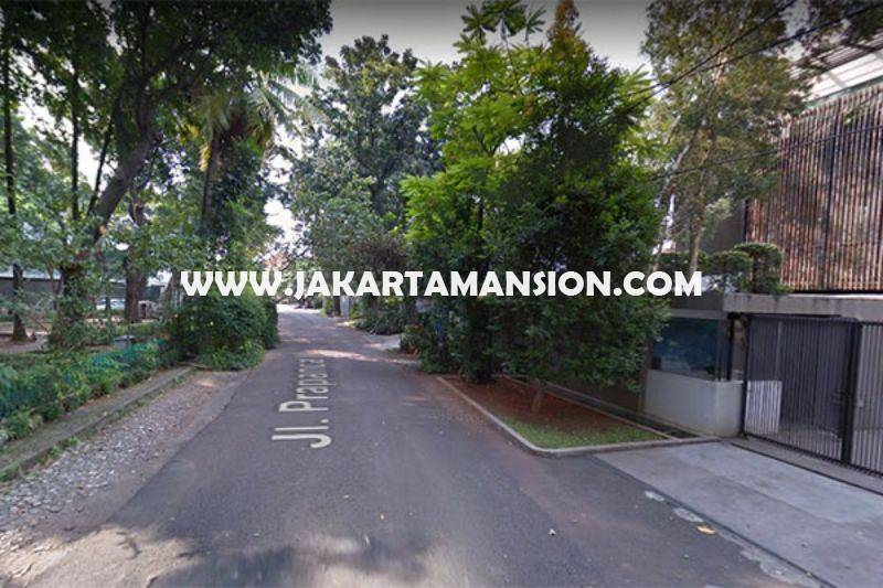 HS986 Rumah Bagus 2 lantai jalan Prapanca kebayoran Baru Dijual Murah