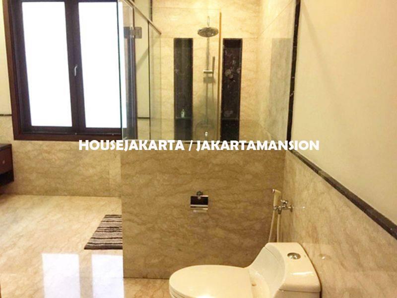 HR998 House for Rent Sewa Lease at Pondok indah